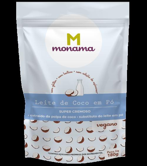 220370 - MONAMA_180g_Leite de Coco em Pó_FRENTE