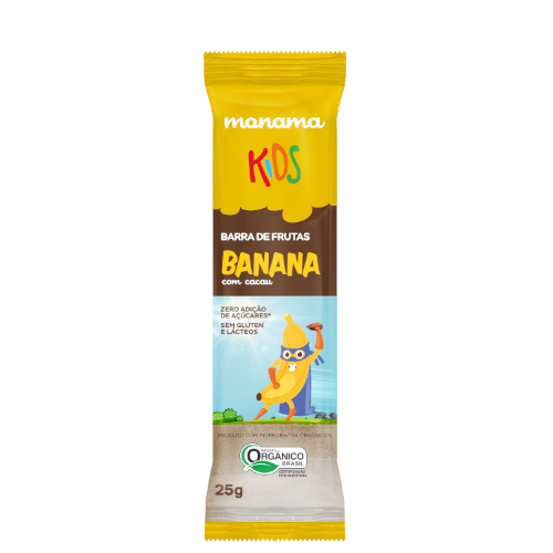 220422 - MONAMA KIDS_25g_Barra de Aveia + Banana e Cacau - Orgânica-thumb