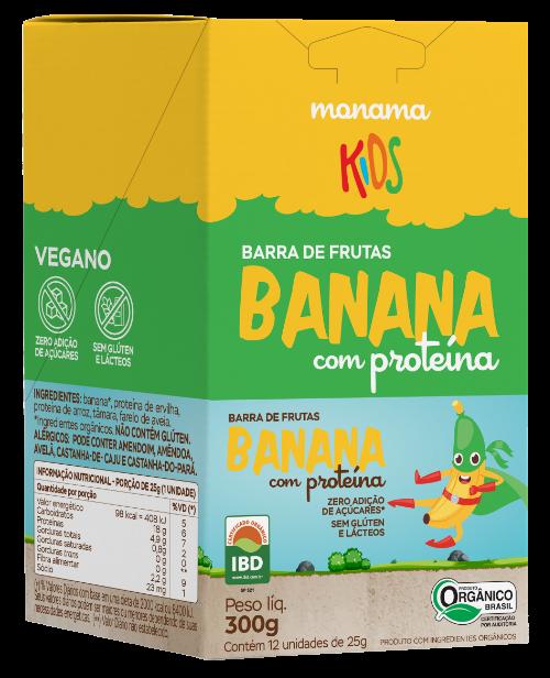220428 - MONAMA KIDS_300g_Display Aveia + Banana com Proteína - Orgânica_FRENTE