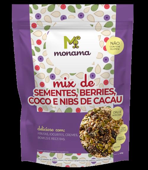 220473 - MONAMA_Mix de Sementes, Berries, Coco e Nibs de Cacau_FRENTE